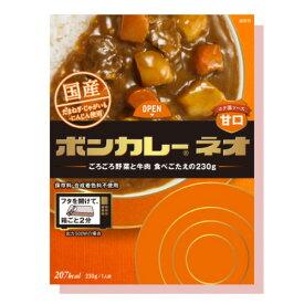 (訳あり特価)大塚食品 ボンカレーネオ コク深ソースオリジナル 甘口 230g 5コ入り (4901150125314y)