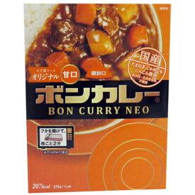 (全国送料無料) 大塚食品 ボンカレーネオ コク深ソースオリジナル 甘口 230g 2コセット メール便