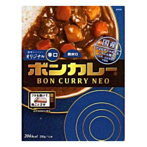 大塚食品 ボンカレーネオ 濃厚スパイシーオリジナル 辛口 230g 30コ入り (4901150125321c)