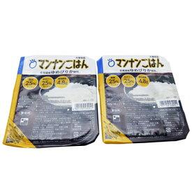 (全国送料無料) 大塚食品 マンナンごはん 160g 2コ入り メール便
