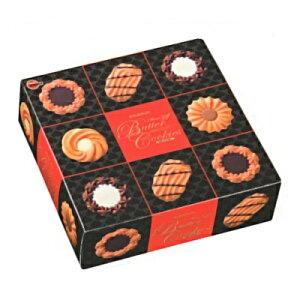 ブルボン ミニギフトバタークッキー缶 60枚 8コ入り 2014/07/01発売 (4901360311682c)