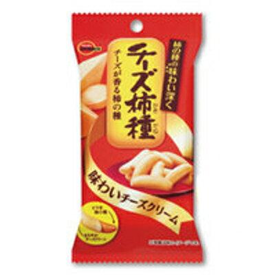 ブルボン チーズ柿種 48g 10コ入り 2017/12/05発売