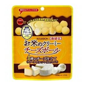ブルボン お米のクリーミーチーズボール 28g 40コ入り 2020/03/03発売 (4901360337842c)