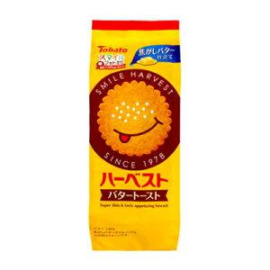 東ハト ハーベスト バタートースト 8包(100g) 12コ入り 2018/03/19発売 (4901940041329)