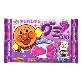 不二家 アンパンマングミ(ぶどう) 6粒 20コ入り 2014/07/08発売