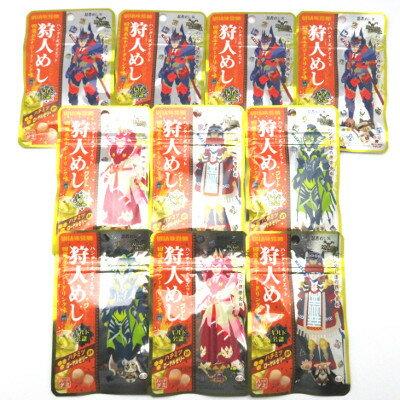 (全国送料無料)UHA味覚糖 狩人めし 回復系エナジードリンク味 20g 10コ入り メール便