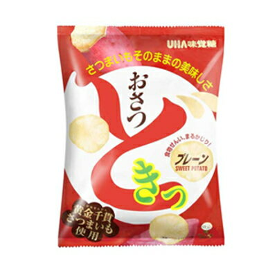 UHA味覚糖 おさつどきっ プレーン味 60g 40コ入り