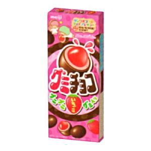 明治 グミチョコいちご 34g 10コ入り 2015/07/07発売