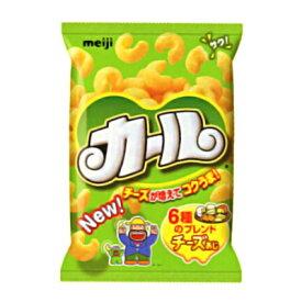 明治 カール チーズあじ 64g 10コ入り (4902777010229)