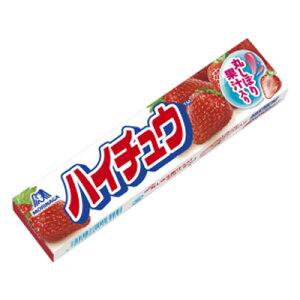 森永製菓 ハイチュウ〈ストロベリー〉 12粒 144コ入り (4902888116209c)