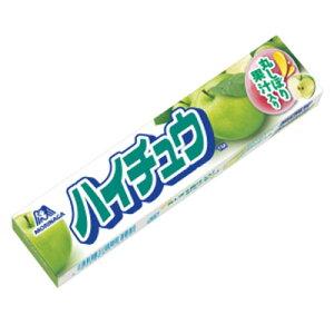 森永製菓 ハイチュウ〈グリーンアップル〉 12粒 144コ入り (4902888116292c)
