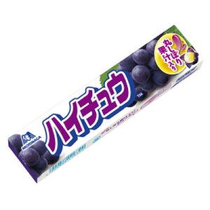 森永製菓 ハイチュウ<グレープ> 12粒 12コ入り (4902888116322)