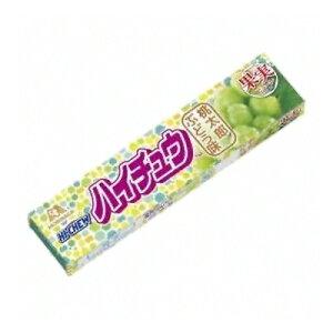 森永製菓 ハイチュウ<桃太郎ぶどう味> 12粒 144コ入り 2019/10/15発売 (4902888242045c)