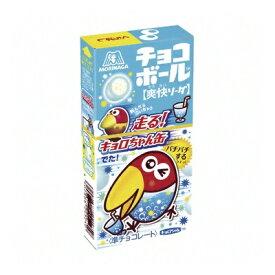森永製菓 チョコボール<爽快ソーダ> 27g 240コ入り 2020/02/12発売 (4902888243240c)