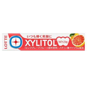 ロッテ キシリトールホワイト<ピンクグレープフルーツ> 14粒 320コ入り 2020/10/13発売 (45205002c)