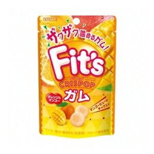 ロッテ Fits Crispop<オレンジ&マンゴー> 27g 10コ入り 2020/01/14発売
