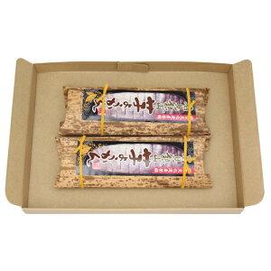 (全国送料無料)森田製菓 石見銀山芋羊かん 200g 2コ入り メール便 (4940498003960x2m)