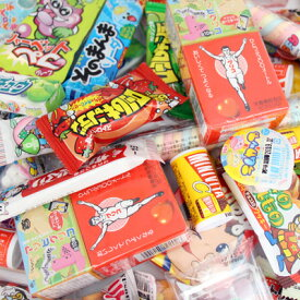 おかしのマーチ 人気の駄菓子詰め合わせセットA(23種・計54コ入り)