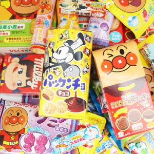 おかしのマーチ 人気キャラクターお菓子詰め合わせセットA(13種・計31コ入り) (omtma0838)