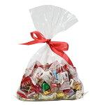 (地域限定送料無料)【1袋セット】アソートチョコ(6種・計120コ)セットラッピングverプレゼント用