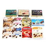 (地域限定送料無料)グリコ機能性チョコ&明治チョコレート効果セット(11種・計11コ)おかしのマーチ