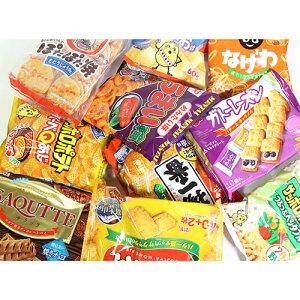 (地域限定送料無料) 大袋スナック(5種)& 大袋菓子(5種)セット(10種・計10コ)おかしのマーチ (omtma6234k)