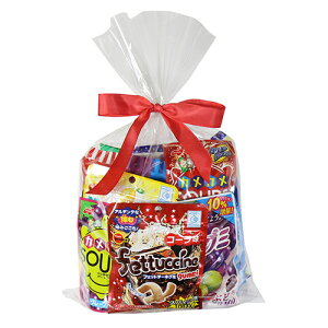 (地域限定送料無料) 12種類のグミ&キャンディ菓子食べ比べラッピングセット(12種・計12コ)おかしのマーチ (omtma6240k)