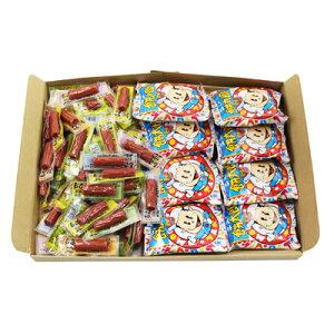 (全国送料無料) おかしのマーチ おやつカルパス(50コ) & ニュー餅太郎(8コ)セット メール便 (omtmb5422)
