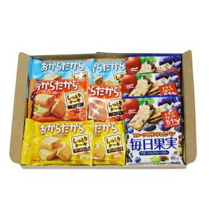 (全国送料無料) おかしのマーチ グリコ栄養機能お菓子セット E(4種・計9コ) メール便 (omtmb5544)