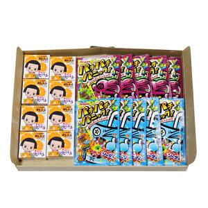 (全国送料無料) チコちゃん オレンジガム(8コ)& パチパチパニック2種(各5コ・計10コ)セット メール便 (omtmb5552)