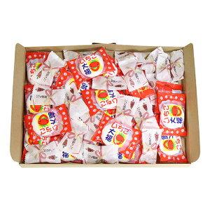 (全国送料無料) おかしのマーチ 感謝チョコ(20コ)& いちご大福(20コ)セット メール便