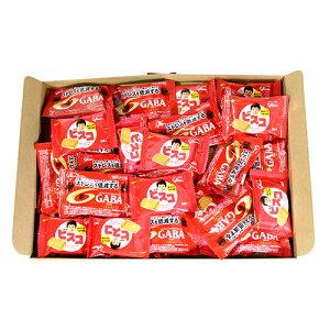 (全国送料無料) グリコ GABA[ギャバ]〈小袋〉(15コ)& ビスコ 2枚(15コ)セット メール便