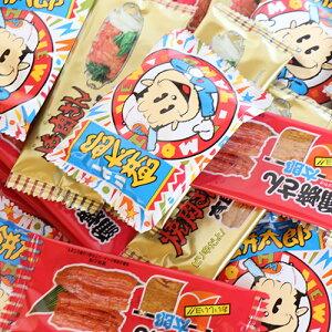 (全国送料無料) 菓道 蒲焼さん太郎&焼肉さん太郎&ニュー餅太郎セット(3種・計36コ) お菓子 駄菓子 おかしのマーチ メール便 (omtmb5885)