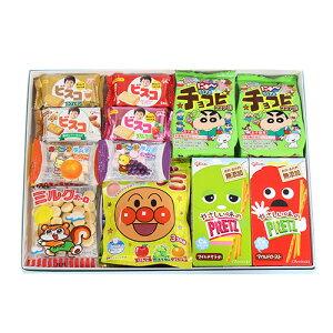 (全国送料無料) こどもが喜ぶ、からだにやさしい駄菓子プチギフトセット (11種・計16コ) メール便 (omtmb6041g)