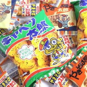 (全国送料無料) 1500円ぽっきり!特製ソース味!ペヤングのソースカツと濃い口駄菓子セット B (3種・計37個) おかしのマーチ メール便 (omtmb6981)