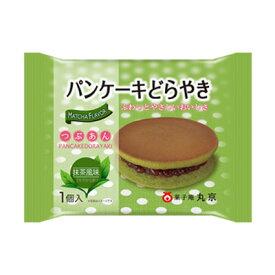 丸京 1個パンケーキどらやき(抹茶風味) 1個 24コ入り