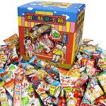 おかしのマーチうまい棒(90本)&ベビースターラーメン&グリコお菓子駄菓子箱入りBセット