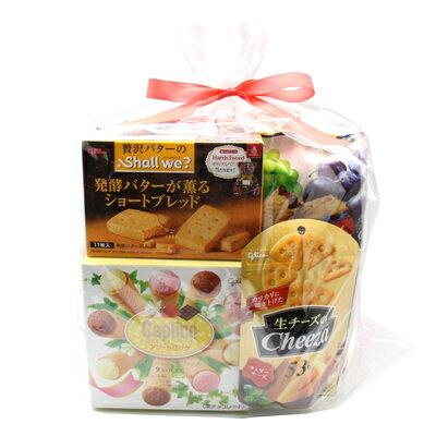 おかしのマーチ グリコ パーティサイズ菓子 詰合せセット 11種入り ラッピングVer.