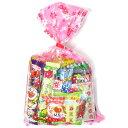 おかしのマーチ お菓子詰め合わせ 350円(Aセット) 花柄袋