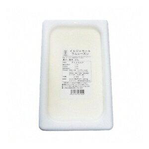 (地域限定送料無料) 業務用 ロッテアイス イルジェラート ラムレーズン 2L 2コ入り(冷凍) (251785000ck)