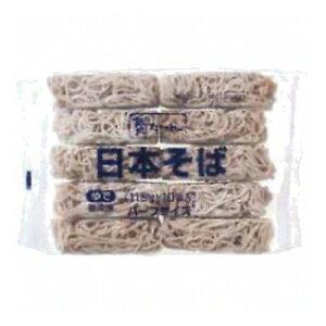 (地域限定送料無料) UCC業務用 贅たくさん 日本そばハーフサイズNEW 115g×10食 8コ入り(冷凍) (295160000c)