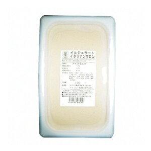 (地域限定送料無料) UCC業務用 ロッテアイス イルジェラート イタリアンマロン 2L 2コ入り(冷凍) (769102099c)