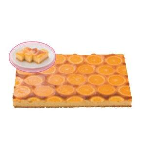 (地域限定送料無料) UCC業務用 全菓 ショートケーキ(オレンジのタルト) 約1700g 6コ入り(冷凍) (769104227c)