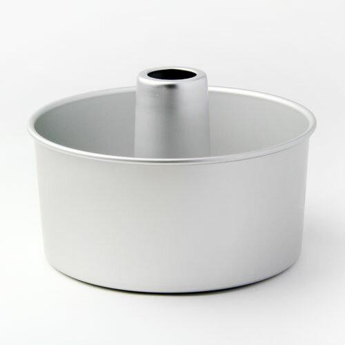 アルマイト加工 アルミシフォンケーキ型 15cm