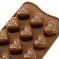 【手作りバレンタイン】シリコン製チョコレートの型のおすすめは?