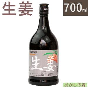 ドーバー和酒生姜リキュール700ml【あす楽対応】