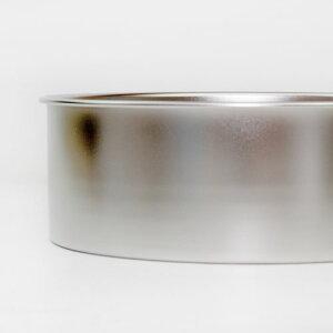 ケーキ型デコレーション型深型共底15cmステンレス製デコ型スポンジケーキ型WhiteThumb