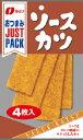 なとり おつまみJP ソースカツ4枚 10袋入 まとめ買い