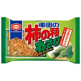 亀田製菓 柿の種わさび(スーパーフレッシュ) 6袋詰 12袋入