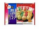 栗山米菓 瀬戸の汐揚アソート 33枚 10袋入